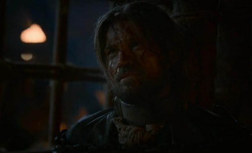 Jaime close-up