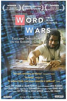 Word Wars (documentary poster)