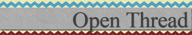 "Text reads ""Open Thread"""