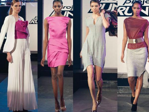Ven Beatrice designs Project Runway Season 10