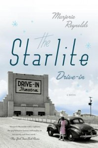 The Starlite Drive-In by Marjorie Reynolds (cover)