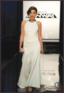 Project Runway Season 10 dress designed by Gunnar and Kooan for Irina.