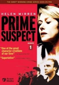 Prime Suspect Series 1 DVD Cover
