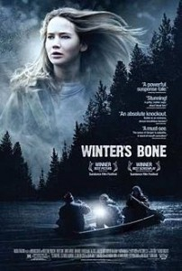 Theatrical poster for Winter's Bone