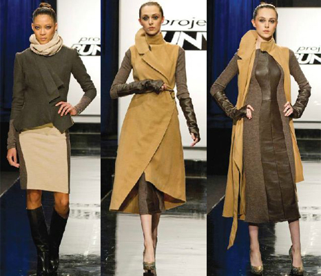 Team Christopher Gunnar Sonjia designs Project Runway Season 10 Episode 8