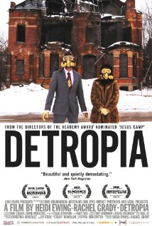 A picture of the Detropia movie poster