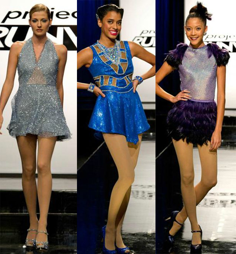 Ven Elena Sonjia Designs, Project Runway Season 10, Episode 10