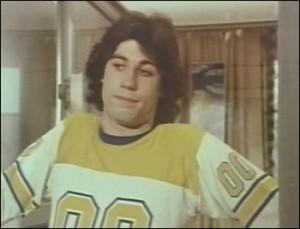 "Still of John Travolta from the 1976 TV movie ""The Boy in the Plastic Bubble"""