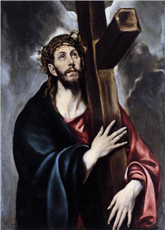 El Greco, Christ Carrying the Cross
