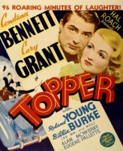 Topper movie poster
