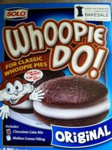 Whoopie Do! box.