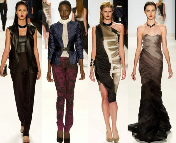Christopher designs Project Runway season 10 finale Mercedes Benz Fashion Week New York