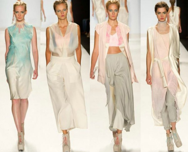 Fabio designs Project Runway season 10 finale Mercedes Benz Fashion Week New York