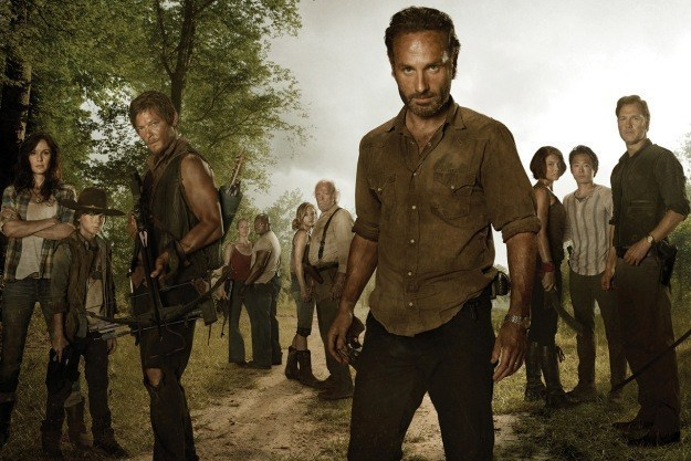 31 Days Of Halloween With Slay Day 17 The Walking Dead S3