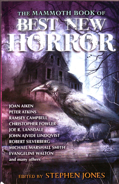 Cover: The Mammoth Book of Best New Horror