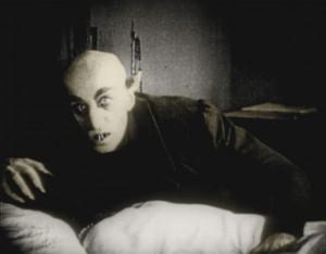 Nosferatu, the vampire