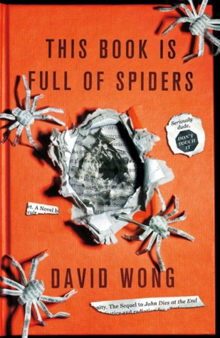 Cover: The Book is Full of Spiders