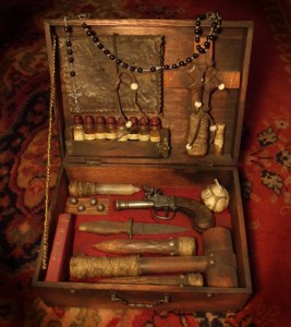 vampire hunting kit