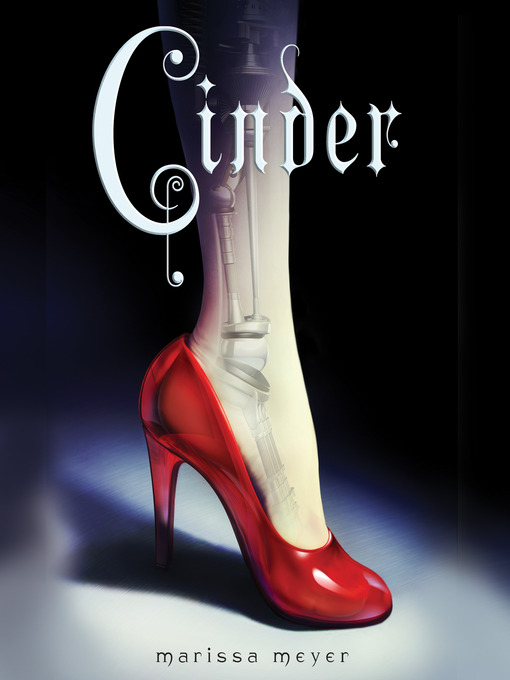 Cover for the novel Cinder