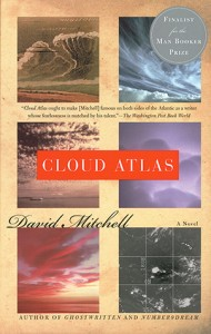 Cloud Atlas by David Mitchell (cover)