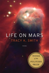Life on Mars: Poems by Tracy K. Smith (cover)