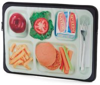 Lunch Tray Laptop Sleeve