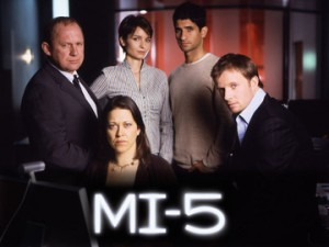 MI-5/Spooks group photo from season 4