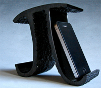 Pi iPhone Stand