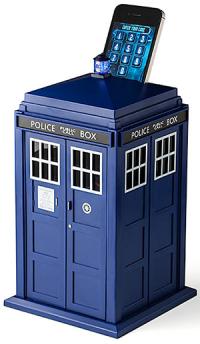 TARDIS iPhone Safe