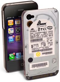 iPhone Hard Drive Case