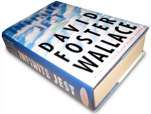 """Copy of """"Infinite Jest"""" by David Foster Wallace"""