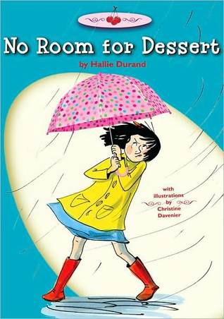 cover of No Room for Dessert by Hallie Durand