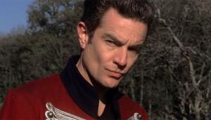 Captain John Hart and his very nice cheekbones