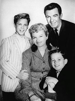 The Cleaver family from Leave it to Beaver
