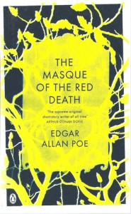 The Masque of the Red Death by Edgar Allen Poe (cover)
