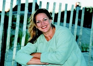 Jacqueline Mitchard author photo