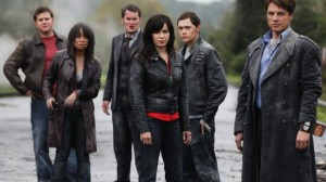 Torchwood (and Rhys) looking rough