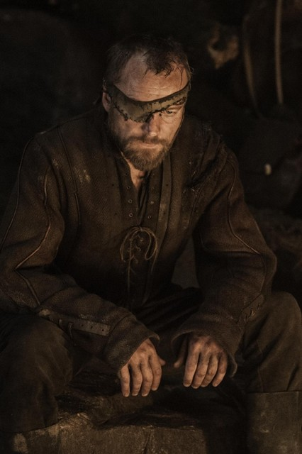 Richard Dormer as Lord Beric Dondarrion