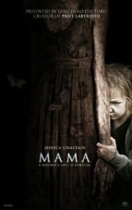 Poster for the film Mama