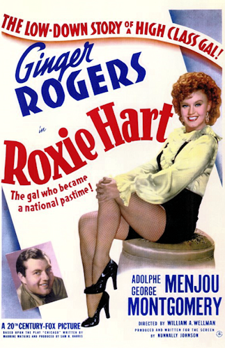 Roxie Hart poster