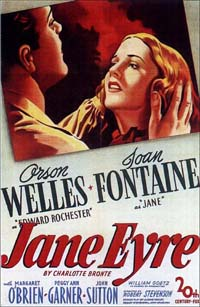 Jane Eyre (1943) movie poster