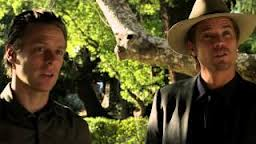 Tim Gutterson and Raylan Givens