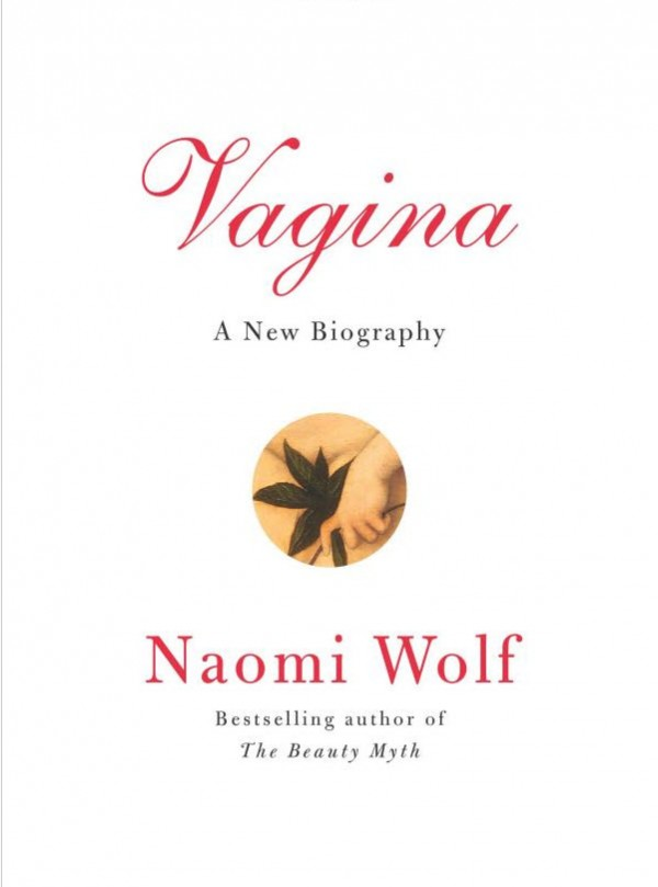 Cover of Vagina by Naomi Wolf