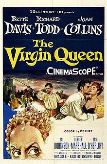 movie poster for The Virgin Queen