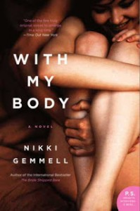 With My Body by Nikki Gemmell (cover)