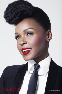 Cover Girl ad featuring Janelle Monae