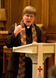 Pastor Anita C. Hill