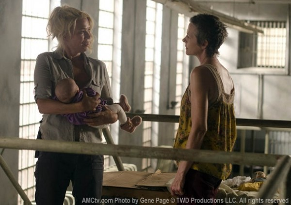 Carol and Andrea