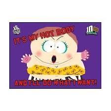 Cartman hot body