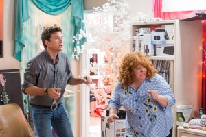Identity Thief: Jason Bateman and Melissa McCarthy/ img by Universal Pictures/AP